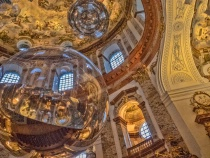 Photography Contest Grand Prize Winner - December 2018: St. Charles Church Vienna