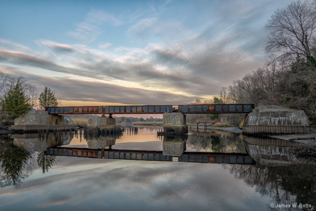 Tuckahoe Railroad Bridge