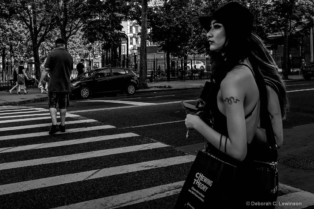 NY-Street - ID: 15670812 © Deborah C. Lewinson