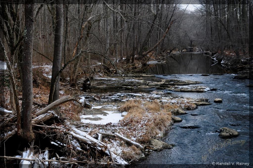 Black Hills Stream . . . - ID: 15671027 © Randall V. Rainey