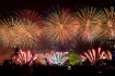 New Year firework...