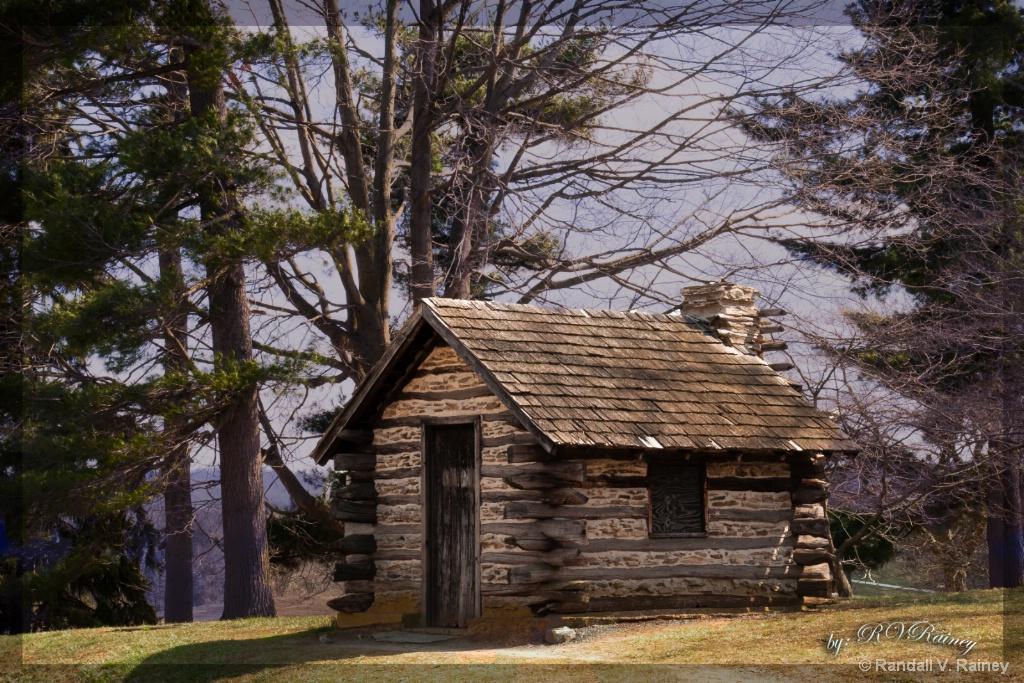 The One Room Cabin . . . - ID: 15675666 © Randall V. Rainey