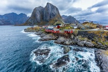 Photography Contest Grand Prize Winner - January 2019: Hamnoy Fishing Village