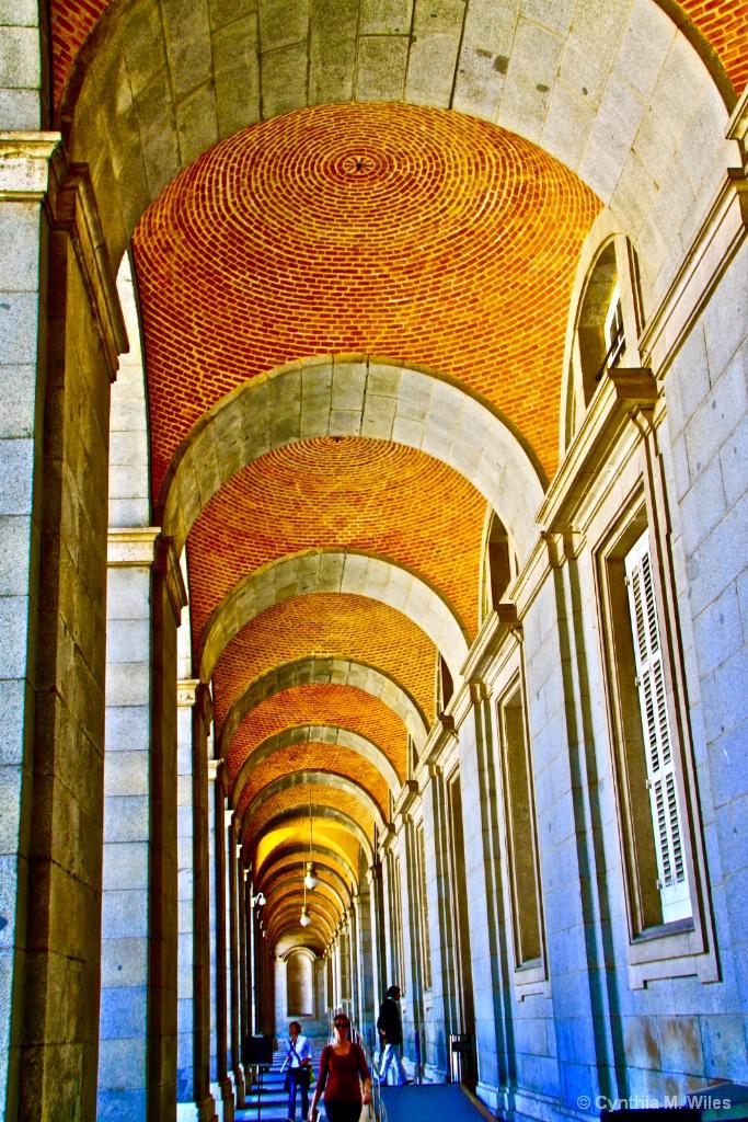 Spanish Arch - ID: 15679227 © Cynthia M. Wiles