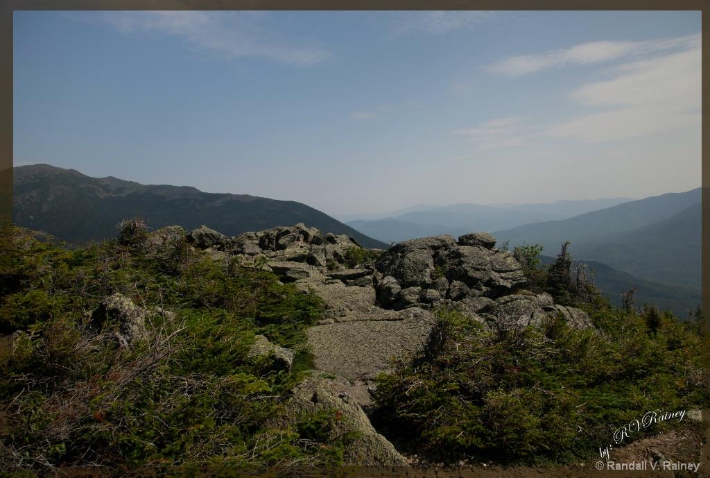 Stone Curved Path on White Mtn - ID: 15680135 © Randall V. Rainey