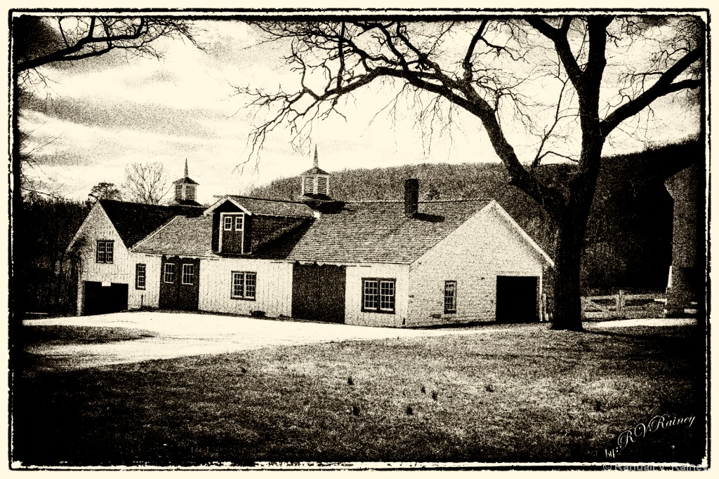 Antietam Farm Barn . . . - ID: 15681011 © Randall V. Rainey