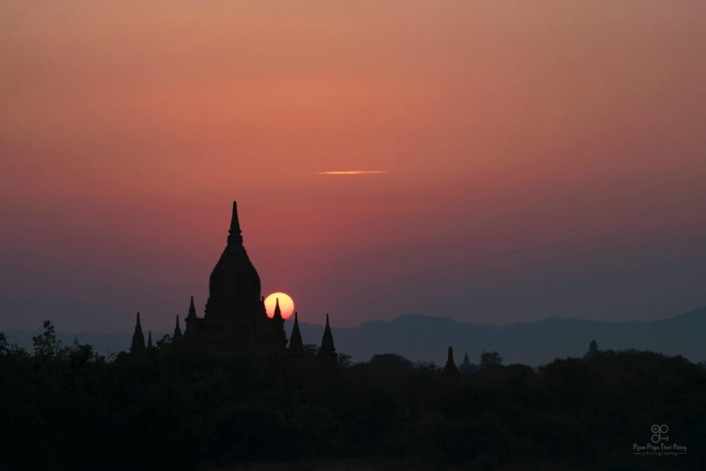 The Sun and Bagan