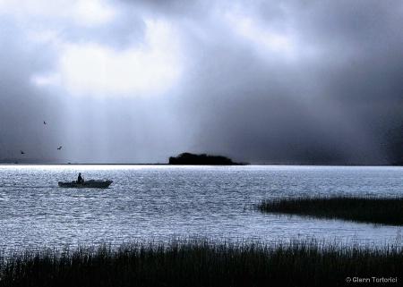 Charleston Harbor Morning