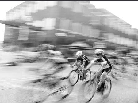 Downtown Cycle Race
