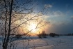 Winter Sunset By ...
