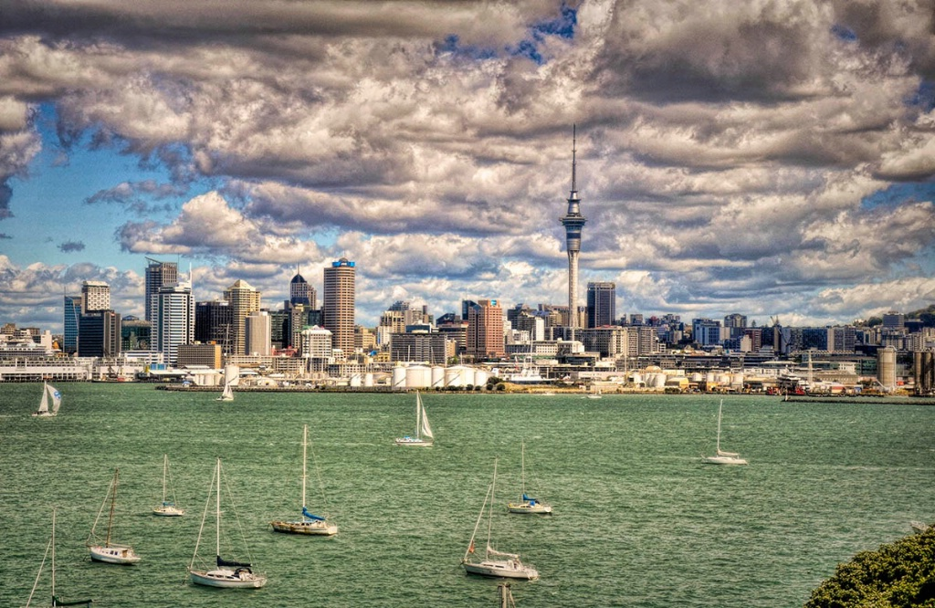 A View Of Auckland - ID: 15718451 © Paul Coco