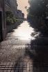 Narrow Alley In B...